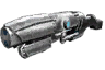 Unlabeled Freezer Cannon