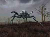 Image of Spiderbot Sentry